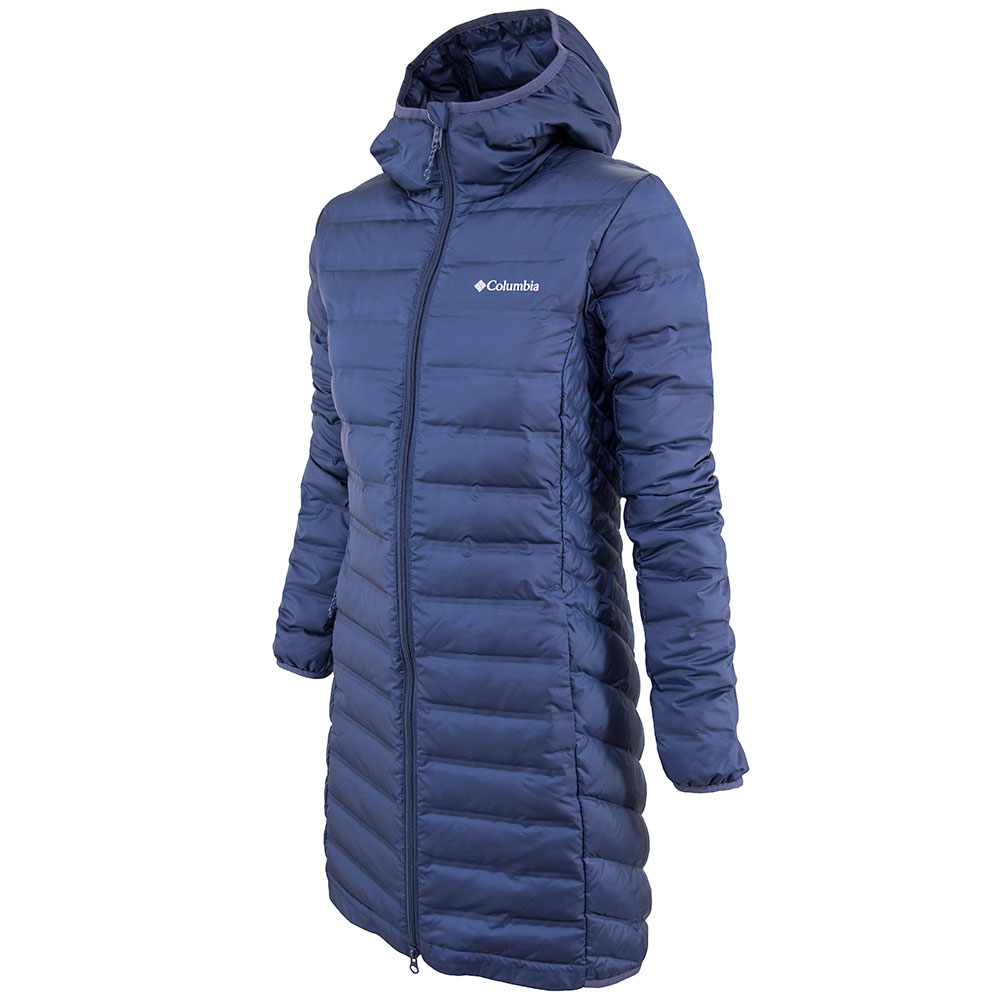 1187cc8bf45 Campera Columbia mujer pluma larga Lake 22 10748 - Interfuerzas